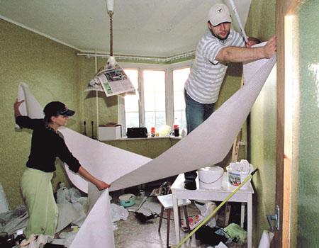 Делаю ремонт квартиры своими руками